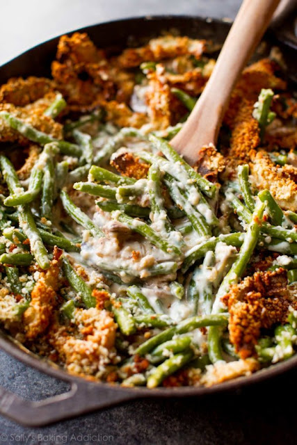 30 side dishes & desserts for thanksgiving