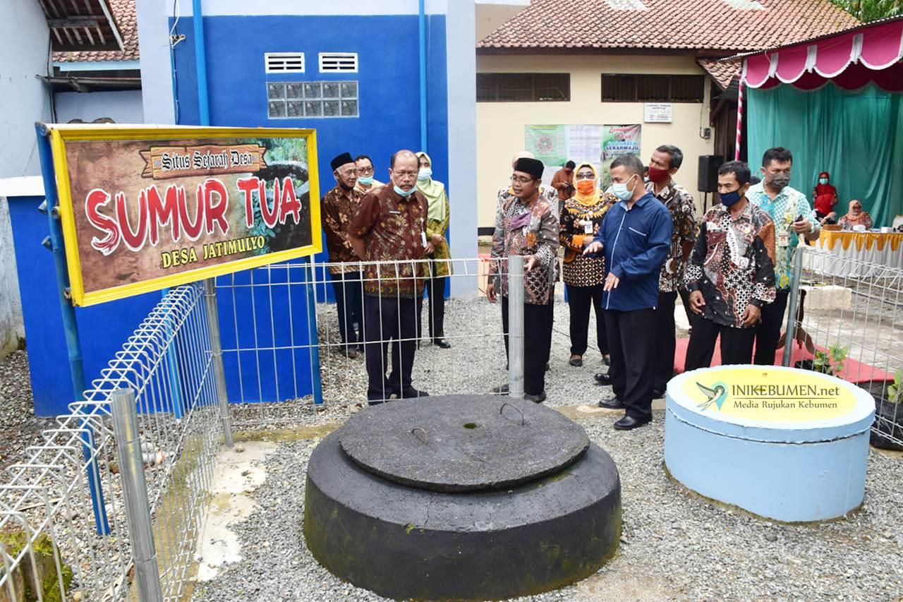 Pamsimas Rampung, 5.300 Jiwa di Kebumen Nikmati Layanan Air Bersih