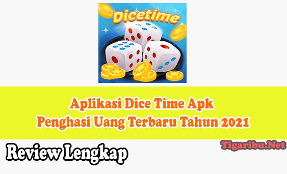 Sekilas Tentang Aplikasi Dice Time Apk Penghasi Uang Aplikasi Dice Time Apk Penghasi Uang Terbaru Tahun 2021 [Review Lengkap]  Dice Time Apk adalah aplikasi penghasil uang yang ditawarkan oleh Insoft Inc di toko aplikasi resmi, salah satunya adalah Play Store. Anda dapat menemukan aplikasi penghasil uang ini di Play Store dengan kata kunci pencarian yaitu Dice Time - Roll To Go And Have Fun.  Misi Aplikasi Dice Time Apk Penghasi Uang yaitu bermain game sederhana dan mengundang teman untuk mendapatkan ratusan koin sebagai rewards (hadiah). Tanpa harus melakukan deposit saldo Anda dapat menyelesaikan misi Aplikasi Dice Time Apk Penghasi Uang untuk menghasilkan uang.  Aplikasi Dice Time Apk merupakan salah satu game klasik yang dimodifikasi dengan pemainan lebih modern mengikuti gameplay masa kini. Pada Aplikasi Dice Time Apk Anda hanya perlu melemparkan dadu kemudian biarkan dadu tersebut memberikan keberuntungan bagi Anda.   Cara Daftar Dan Download Aplikasi Dice Time Apk Cara download Aplikasi Dice Time Apk Penghasil Uang mudah sekali. Seperti yang sudah kami katakan di atas, Anda tinggal buka Play Store dan cari dengan kata kunci pencarian yaitu Dice Time - Roll To Go And Have Fun.  Jika Anda tidak ingin membuang waktu yang lebih lama, silahkan download Dice Time - Roll To Go And Have Fun melalui Link Ini.  Saat ini jumlah unduhan Dice Time - Roll To Go And Have Fun sudah mencapai 10.000 lebih. Silahkan bergabung bersama mereka untuk menggunakan Aplikasi Dice Time Apk Penghasi Uang.  Setelah berhasil mendownload Aplikasi Dice Time Apk Penghasil Uang langsung saja instal di andorid Anda. Kemudian lanjut ke proses daftar Aplikasi Dice Time Apk Penghasil Uang. Berikut cara daftar Aplikasi Dice Time Apk Penghasil Uang : Buka Aplikasi Dice Time Apk Penghasi Uang Tunggu loading sampai selesai Klik collect dan dapatkan 2200 Koin pertama Klik menu Invite Teman Klik tombol BE INVITED + 300 Koin Masukkan kode referal Aplikasi Dice Time Apk Penghasi Uang agar Menu PayPal pada
