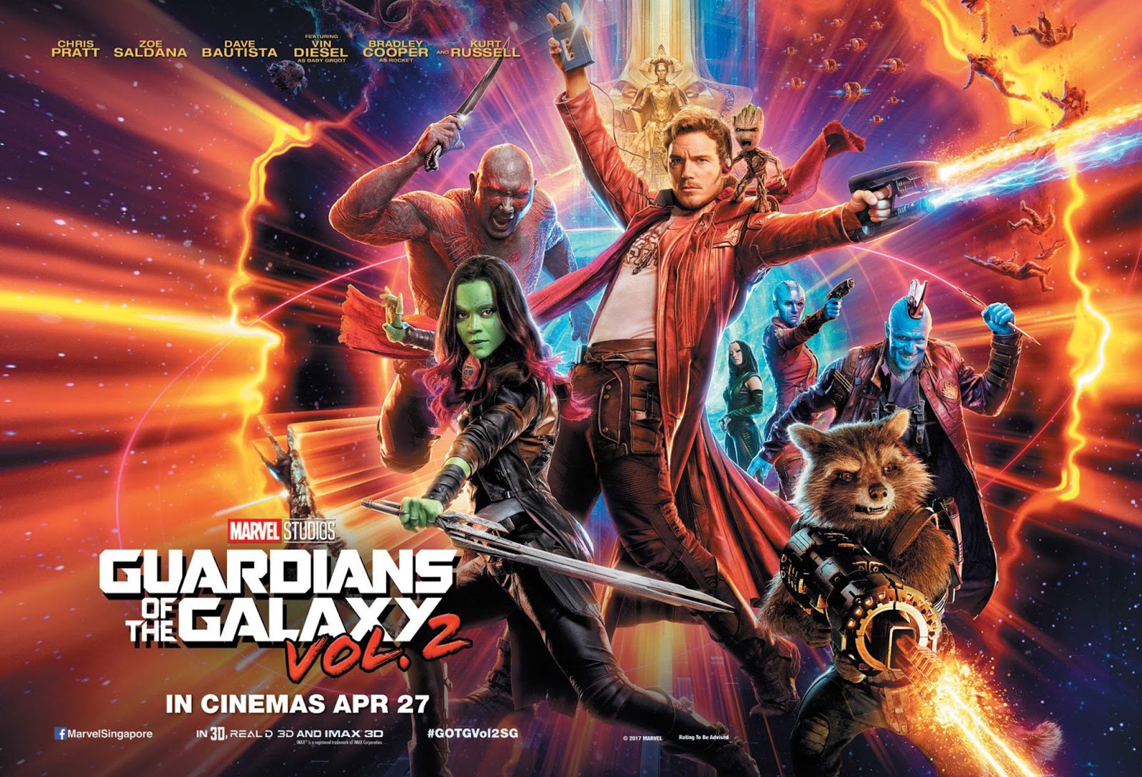 Guardians Of The Galaxy 2 Hd Stream