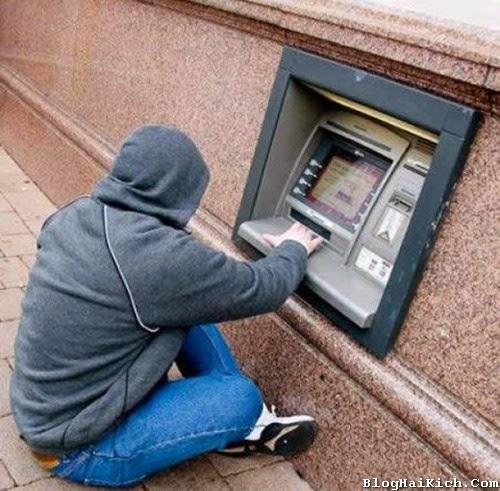 Hình ảnh vui về cây ATM