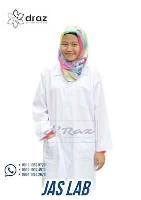 0812 1350 5729 Harga Beli Baju Lab Sekolah Murah di Depok