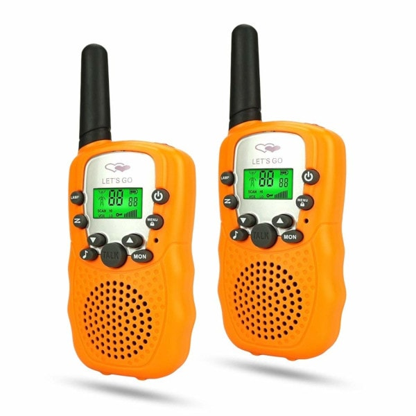 Long Range Walkies Talkies