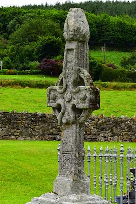 Kilkieran decorated High Cross