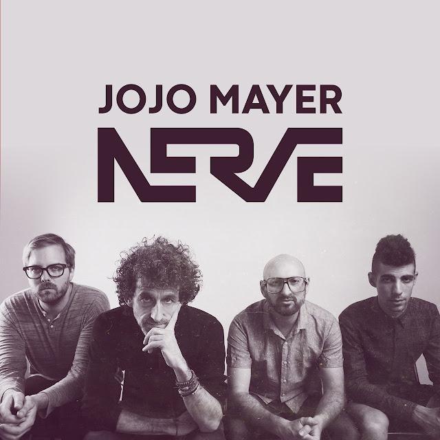 Jojo Mayer и Nerve в России