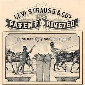 levi-straus-patent