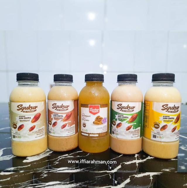 Manfaat Susu Kurma untuk Kesehatan