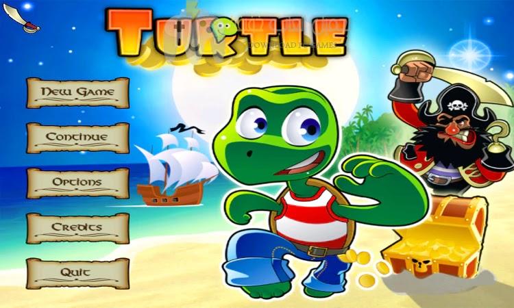 تحميل لعبة السلاحف Turtles للكمبيوتر برابط مباشر مجانًا