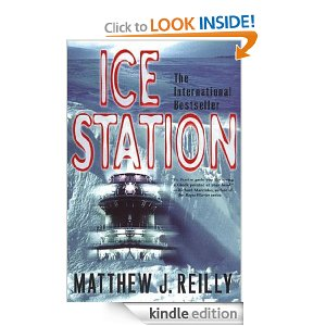 REVIEW: Ice Station by Matthew Reilly | Speculative Book Review