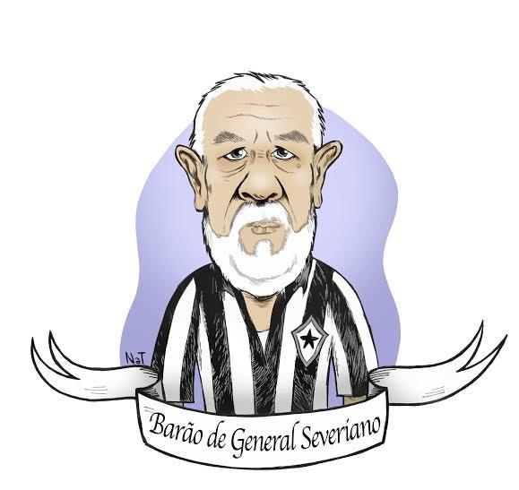 Em defesa do Botafogo, o Barão  vai se reunir com Renan Calheiros , Moreira Franco e Rodrigo Maia