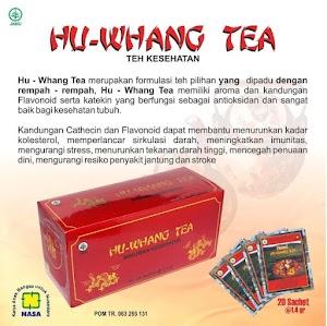 Teh Hu Whang Tea