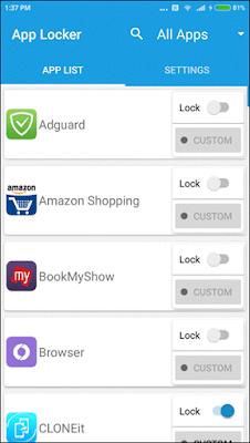 App Locker