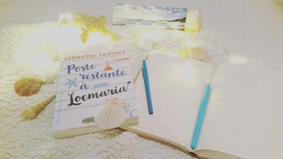 Poste restante à Locmaria de Lorraine Fouchet