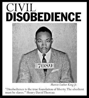 Civil disobedience and political obligation