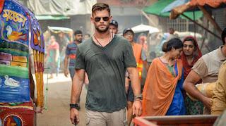 Chris Hemsworth এর আপকামিং একশন থ্রিলার মুভির ফার্স্ট লুক চলে এসেছে