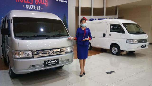 harga suzuki carry minibus