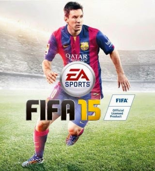 EA Sports FIFA 15 Free Download Full Version