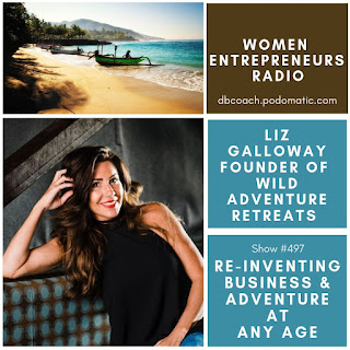 Liz Galloway on Women Entrepreneurs Radio