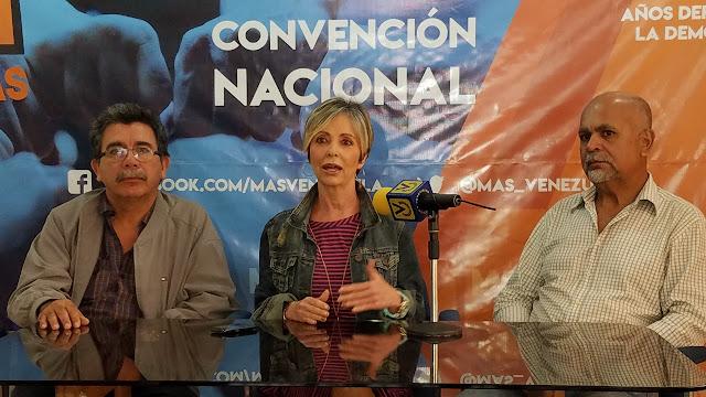 """MAS: """"Triunfo de estudiantes en Carabobo debe llamarnos al reencuentro y la unidad de propósitos"""""""