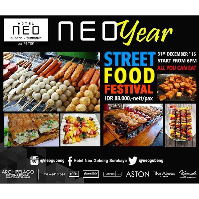 Neo Year Street Food Festival