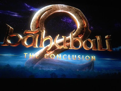 Baahubali 2 The Conclusion Movie Dubai UAE Premier Live Updated Review