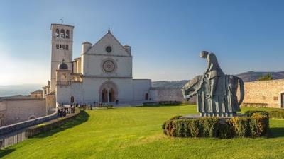 Assisi - Perugia - luoghi belli in Umbria - Gite e vacanze