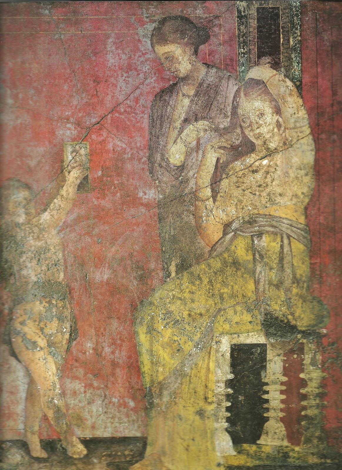 Matrimonio Romano Iustae Nuptiae : Domvs romana nuptiae ritos de una boda