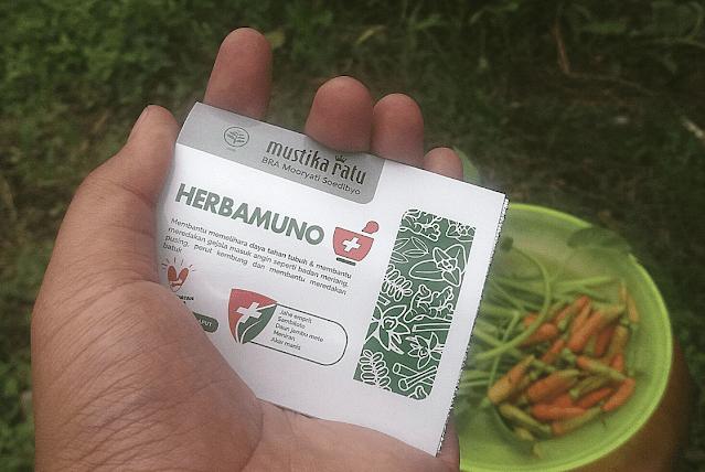herbamuno+ untuk daya tahan tubuh
