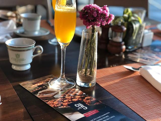 Blog Apaixonados por Viagens - Hotel Grand Hyatt - Confeitaria Colombo