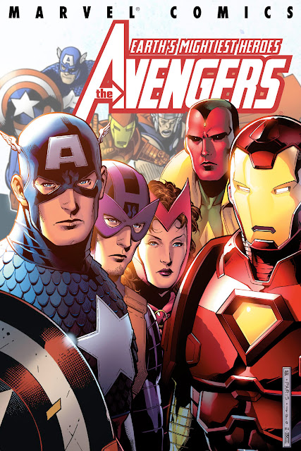 avengers marvel comics