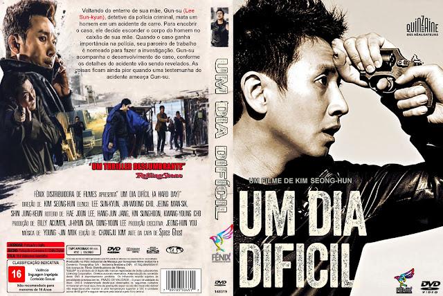Capa DVD Um Dia Difícil