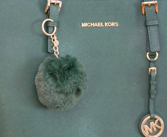 torebka Kors Michael i brelok