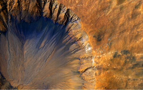 Που ειναι άραγε όλοι αυτοι που έλεγαν πως ο πλανήτης Άρης δεν έχει νερό και αυτά ειναι θεωρίες συνωμοσίας? (vid)