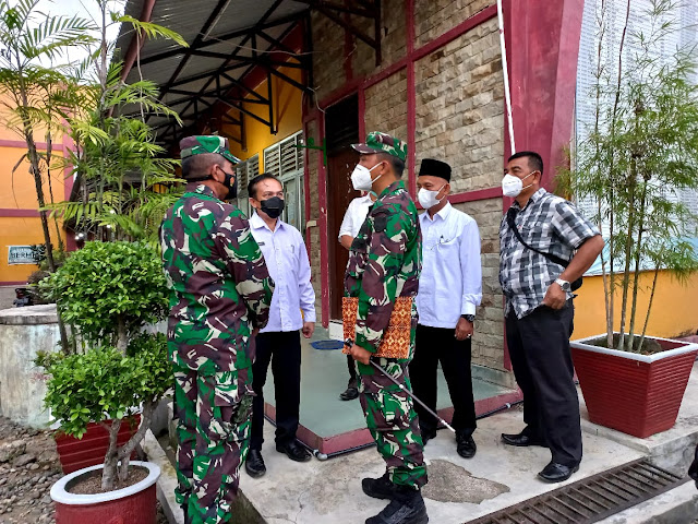 Kejar Target Vaksinasi Covid-19, Pemda, TNI dan Polri Menggelar Vaksinasi Massal
