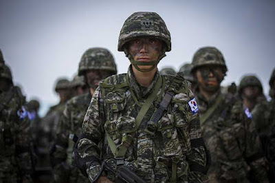 'Foal Eagle' and 'Key Resolve' Exercise