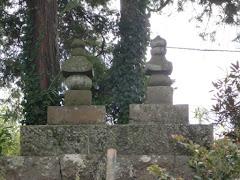 城前寺五輪塔