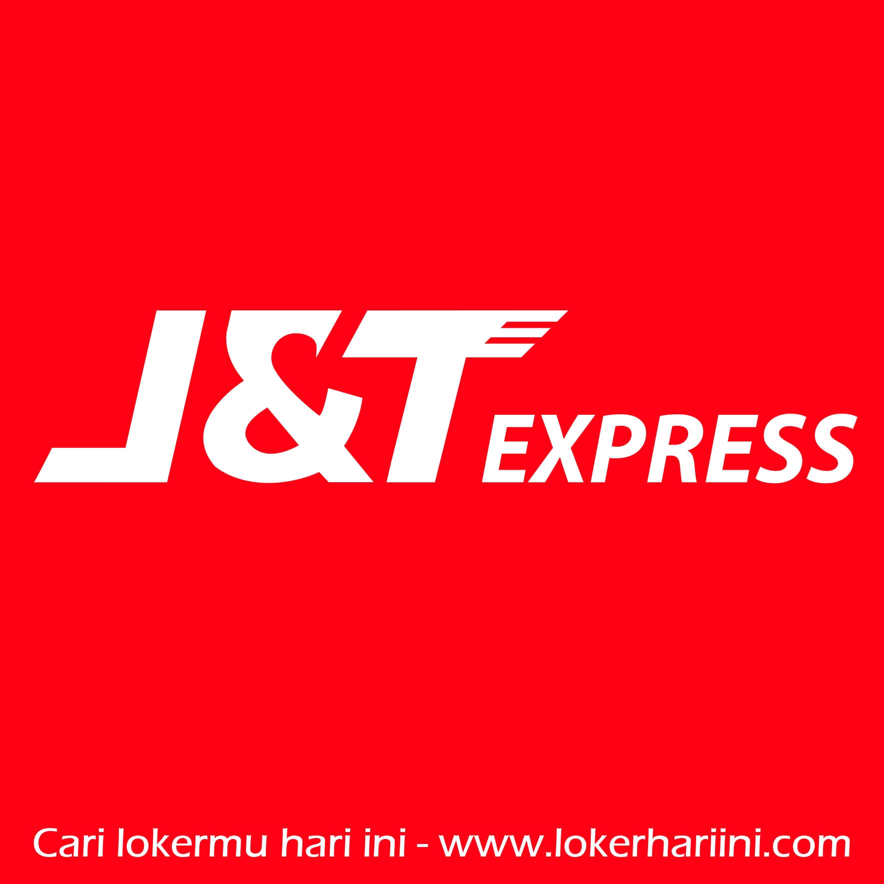 Lowongan Lowongan Kerja J T Express Lampung 2021