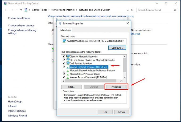 Cara sharing data via LAN di windows 10 terlengkap ...