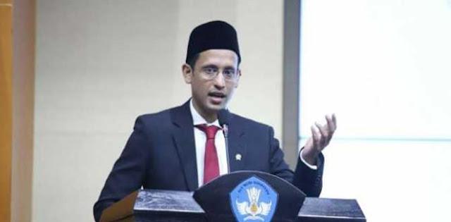 Nadiem Makarim Paksa Anak Didik Usia Muda 'Nganggur', Siapa Pembisiknya?