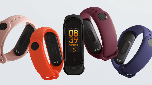 XIAOMI MI BAND 5 TO COME WITH NFC SUPPORT