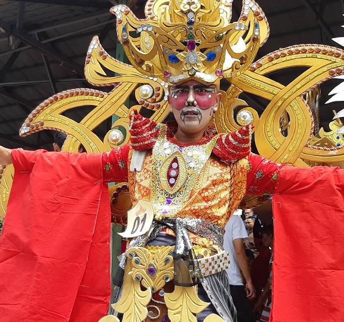 Event Budaya Lampung Krakatau Festival Yang Selalu Dinanti