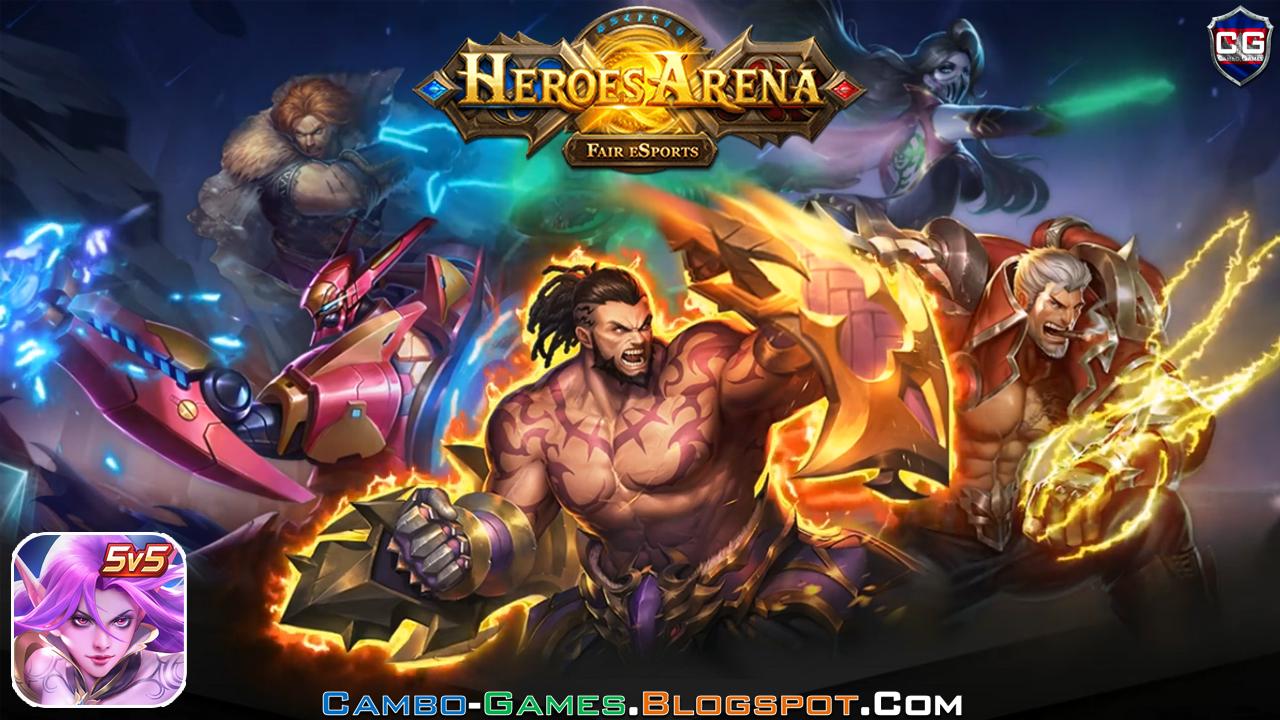 HEROES ARENA 5V5