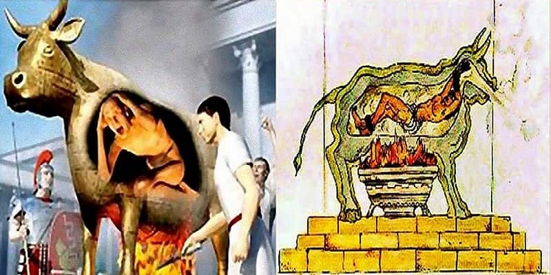 Brazen bull - The Worst Punishment in the History | The ancient Greek torture death machine