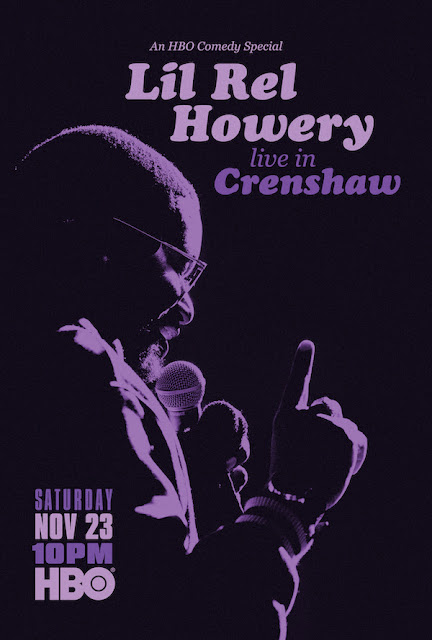 Lil Rel Howery: Live in Crenshaw Debuts November 23
