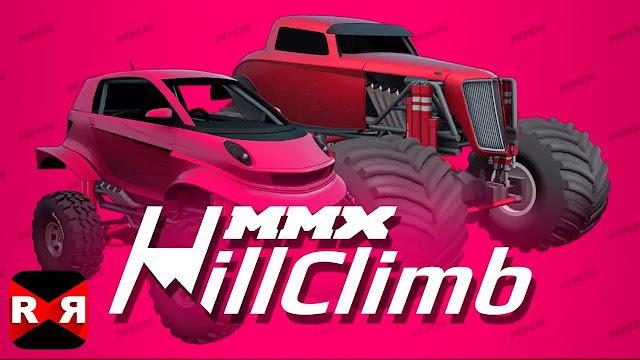تحميل لعبة MMX Hill Climb v1.0.2347 مهكرة للاندرويد
