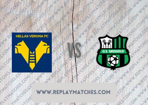 Verona vs Sassuolo -Highlights 21 August 2021