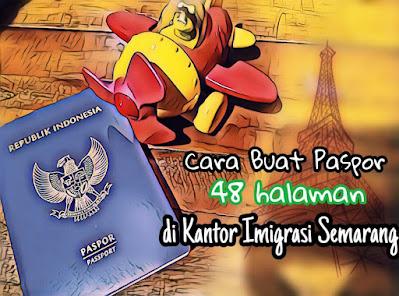 cara buat paspor di semarang