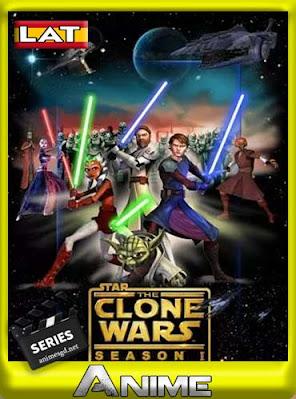 Star Wars La Guerra de los Clones (2008) [LATINO] [MEGA Y MEDIAFIRE]