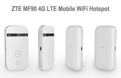 Mifi ZTE MF90 Plus