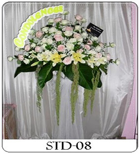 Toko Bunga Buaran Indah 24 Jam Kota Tangerang